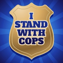 I Stand With Cops